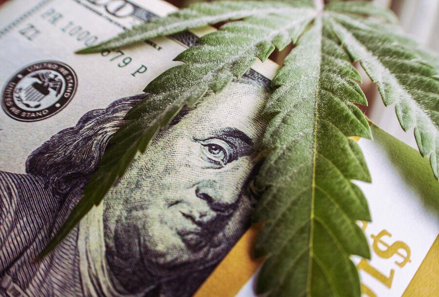 Money, Cannabis, Marijuana, Recreational