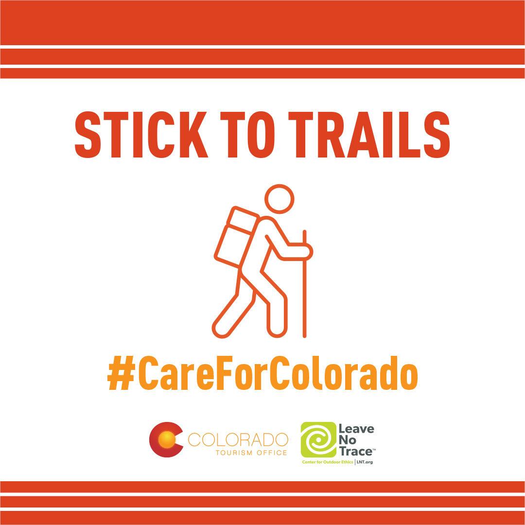 Stick to Trails
