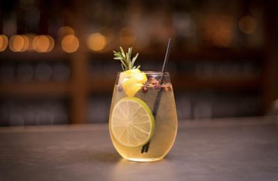 Cocktail, drink, alcohol, bar