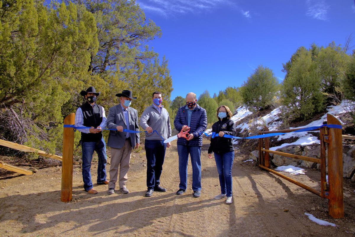 Fishers State Park Ribbon Cutting