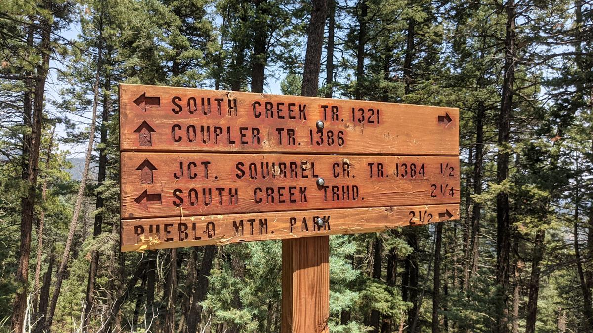 South Creek and Coupler Trail