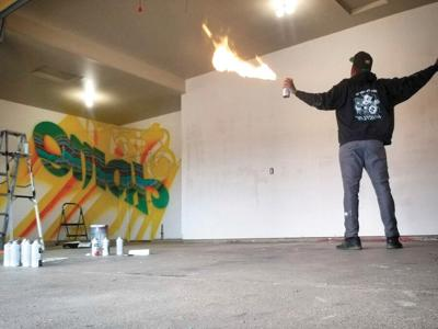 Knobhill Urban Arts District presents a virtual block party and art show