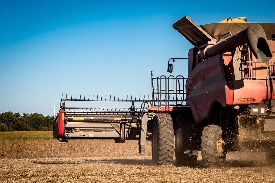Rich farmers get Trump's bailout