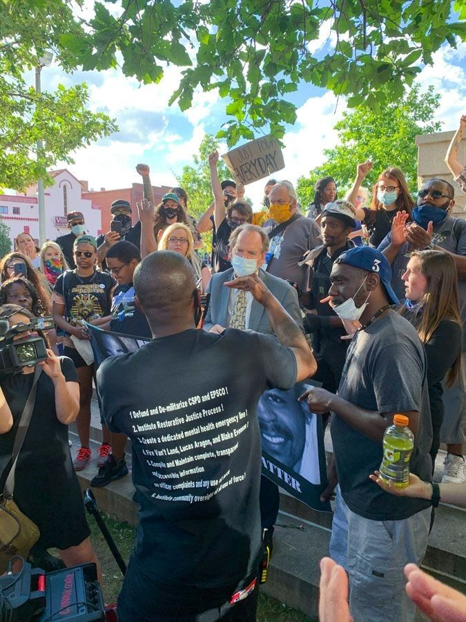Established community activists resist the new police accountability board