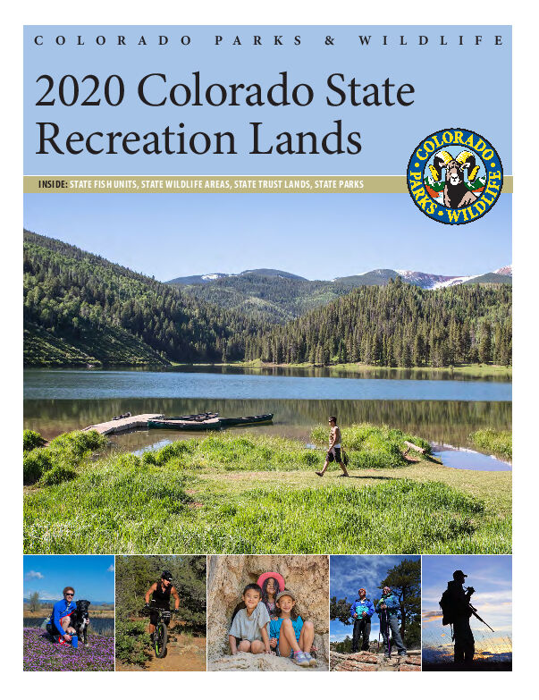 CPW State Recreation Lands
