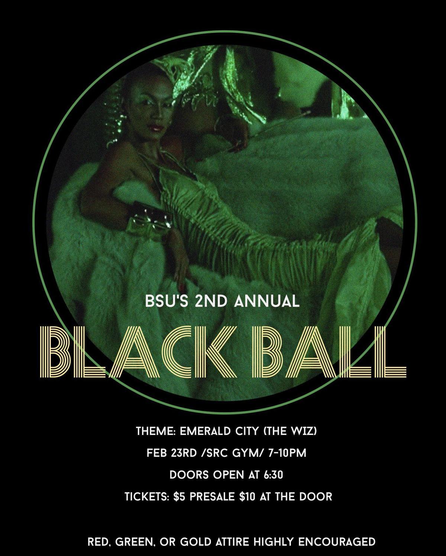 Black Ball Flyer