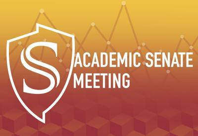 Academic Senate Meeting Graphic