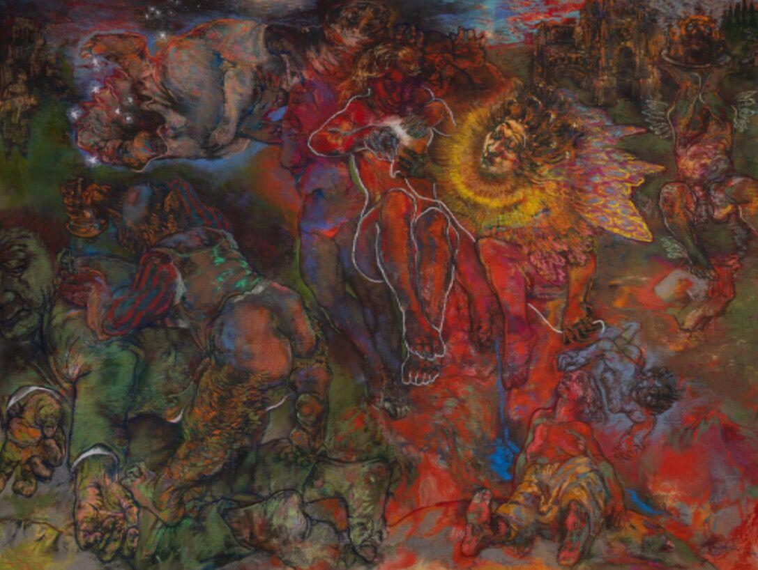 """""""Heartstrings"""" by David Olivant"""