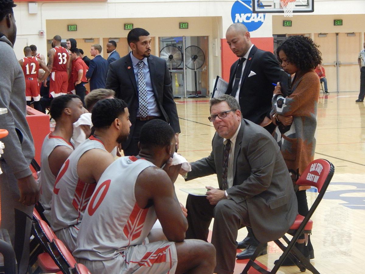 Coach Trevor Gives His Team a Game Plan
