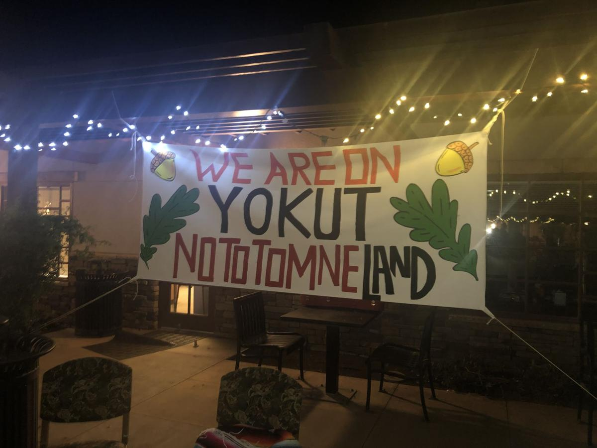 Yokut Poster