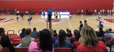 Stan State Volleyball Game September 2018