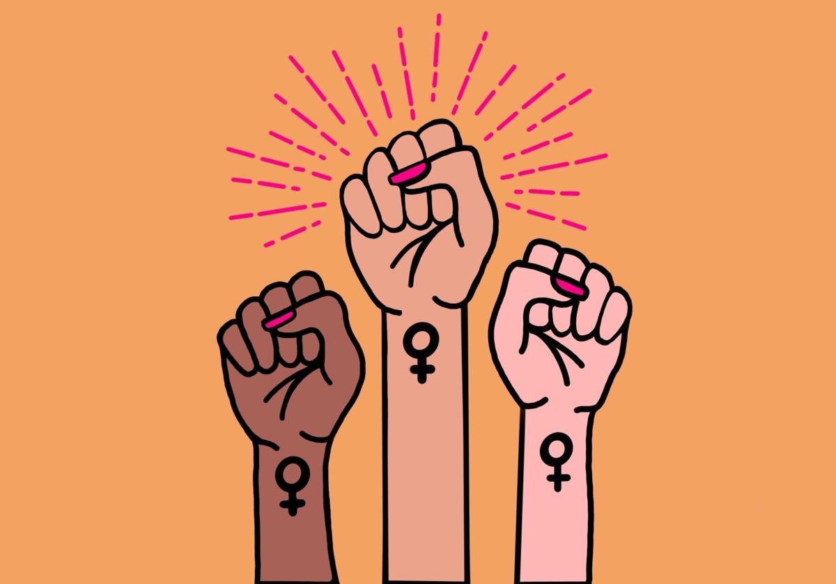 Feminism Graphic