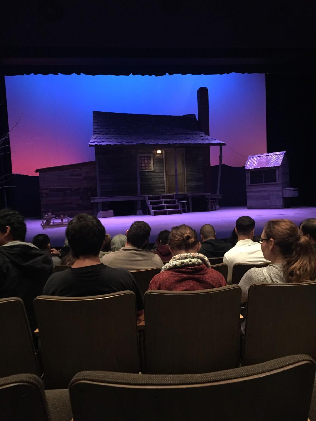 Stan State Theatre Department's Roosters play