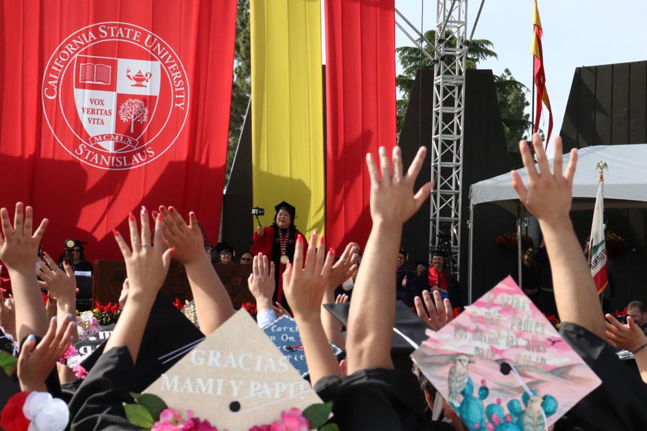 The 59th CSU Stanislaus Commencement 2019 | Campus Culture
