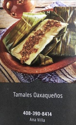 Tamale Business Card