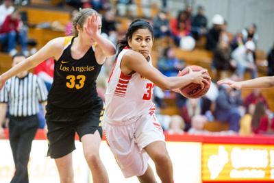 Women's basketball CCAA