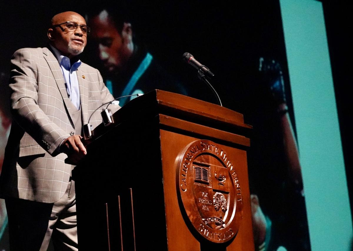 Dr. Tommie Smith