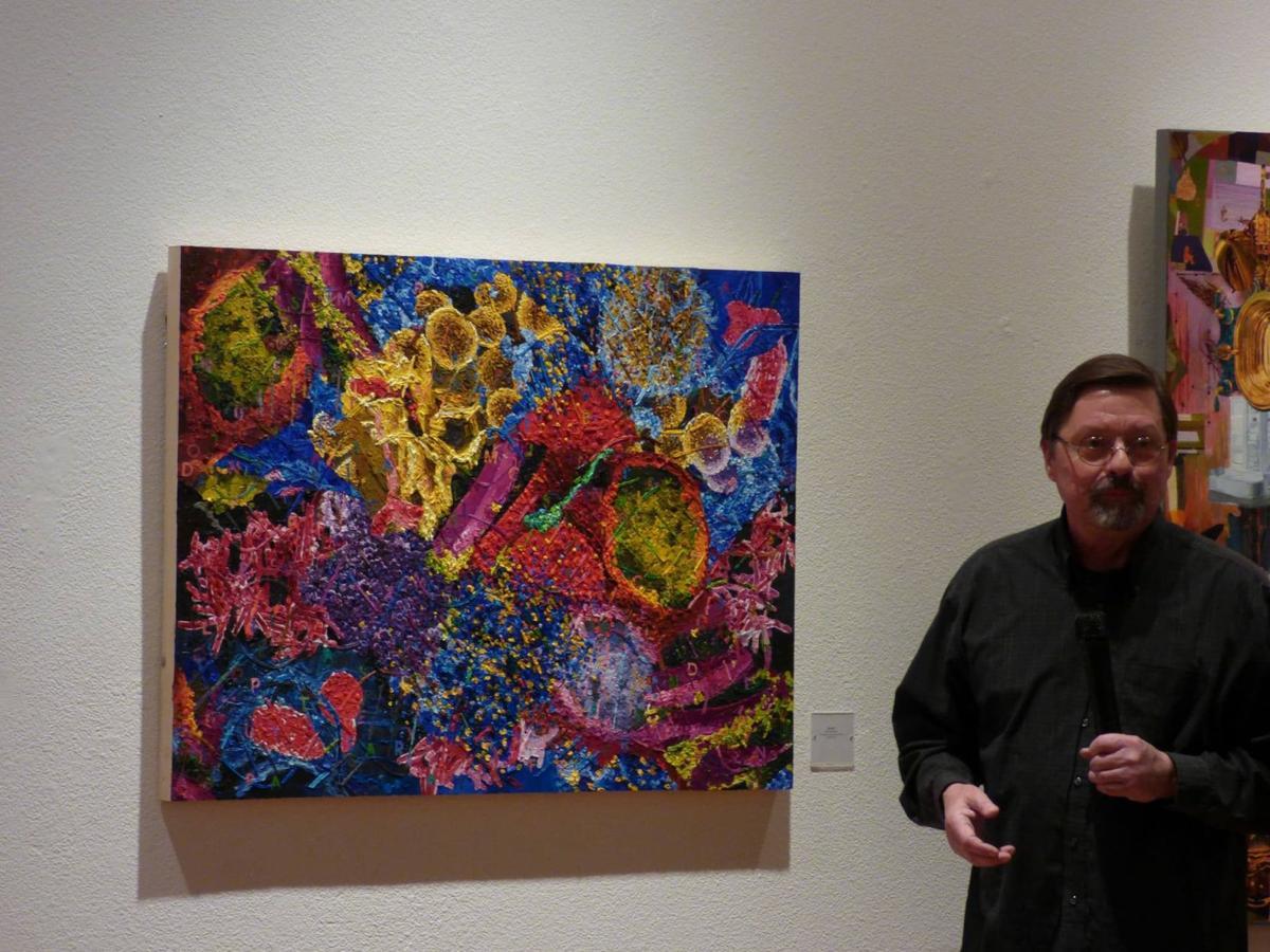 John McNamara Art Show