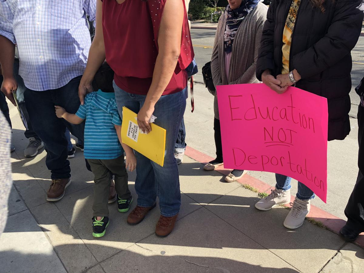 Educacion no deportacion