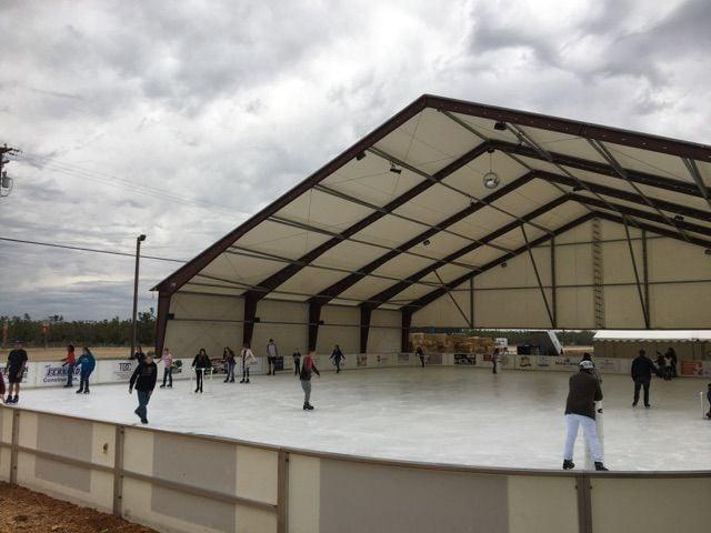 Ice Rink Turlock