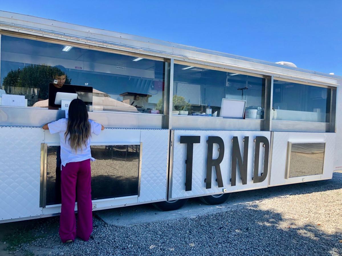 TRND serving its customers