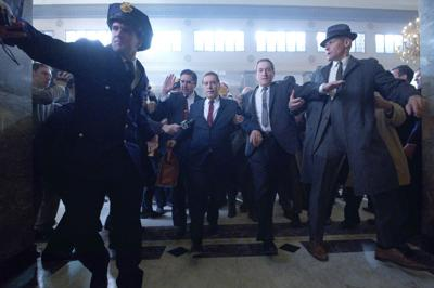 Still from The Irishman