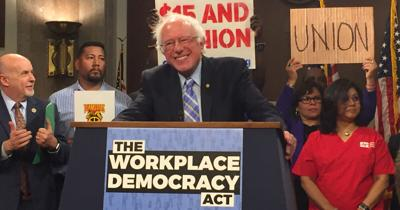 Sanders Workplace Democracy