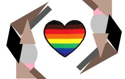 LGBT+ graphic spanish
