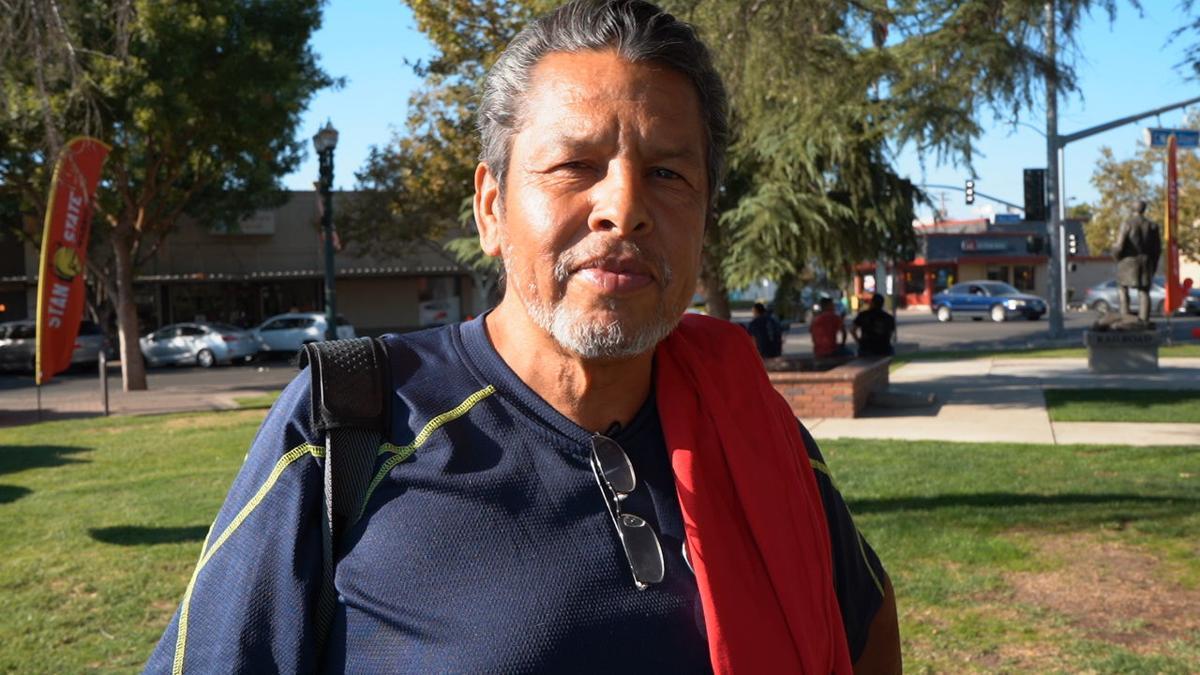 Turlock Native Jose Valasqez