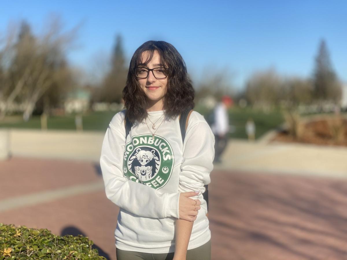 Briana Talley (junior, English)
