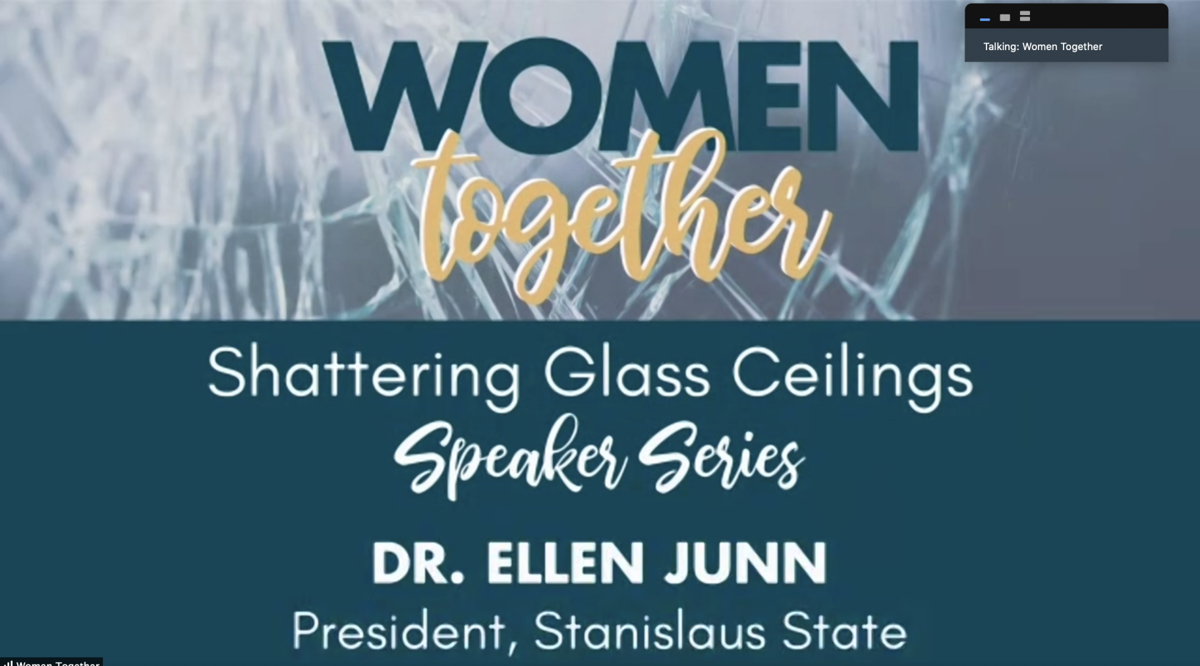 Women Together: Shattering Glass Ceilings