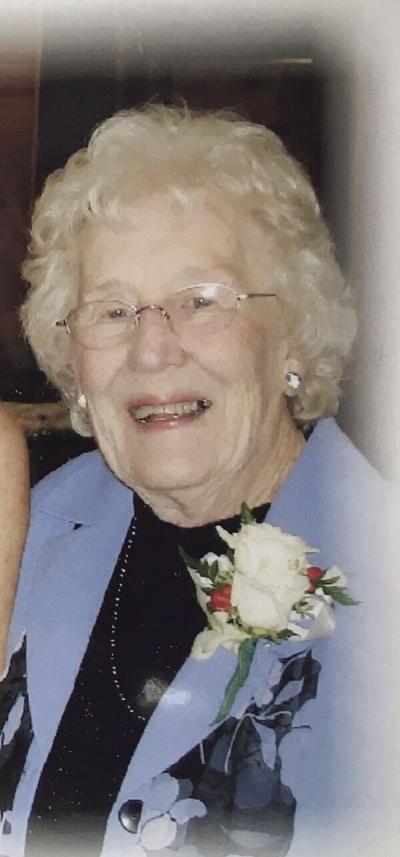 Dorothy Marie Slagle Harroun