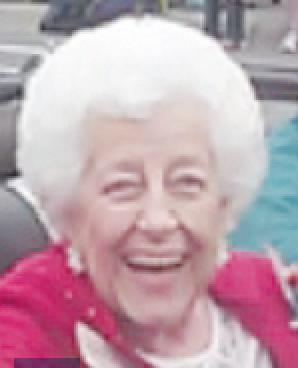 June Louise (Shrader) Hart