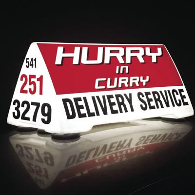 Hurry in Curry