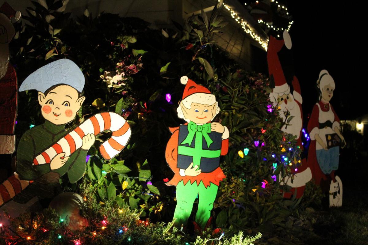 Photos: Holiday spirit lights up Brookings