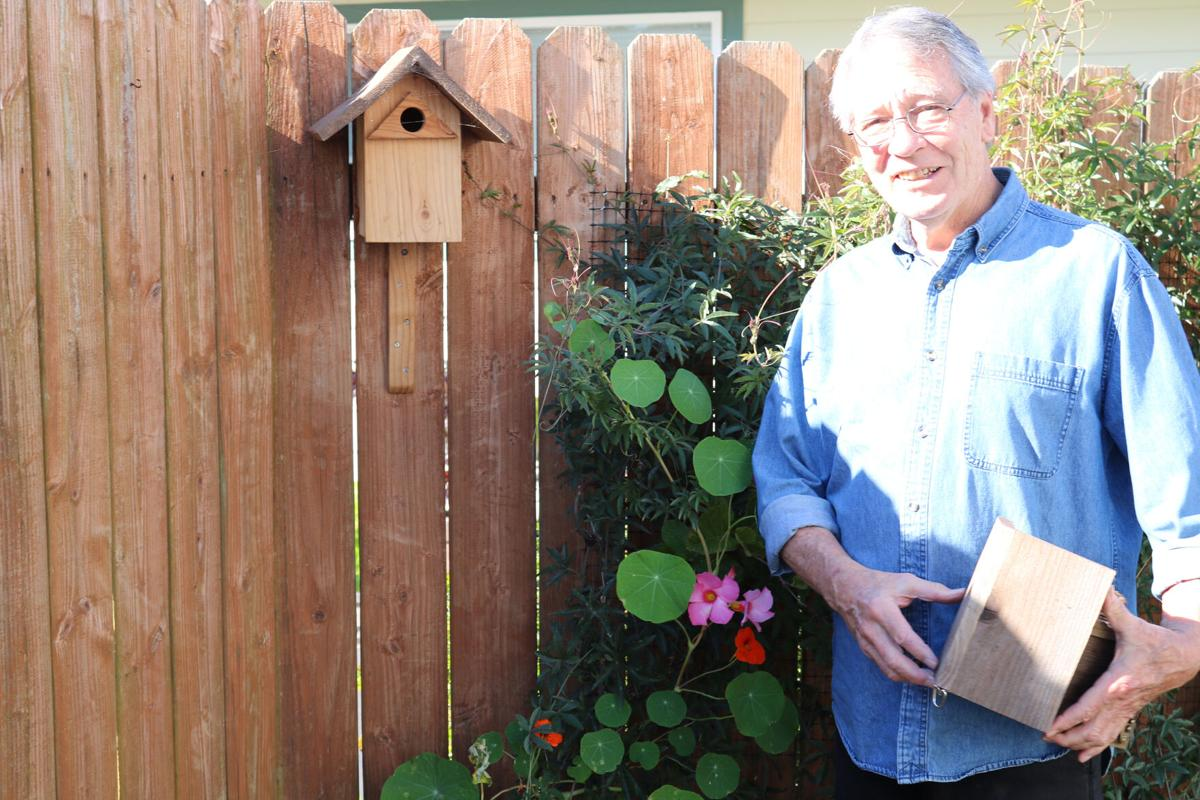 First Birdhouse