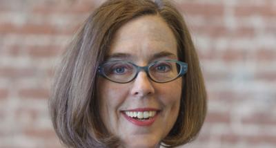 Oregon Governor Kate Brown