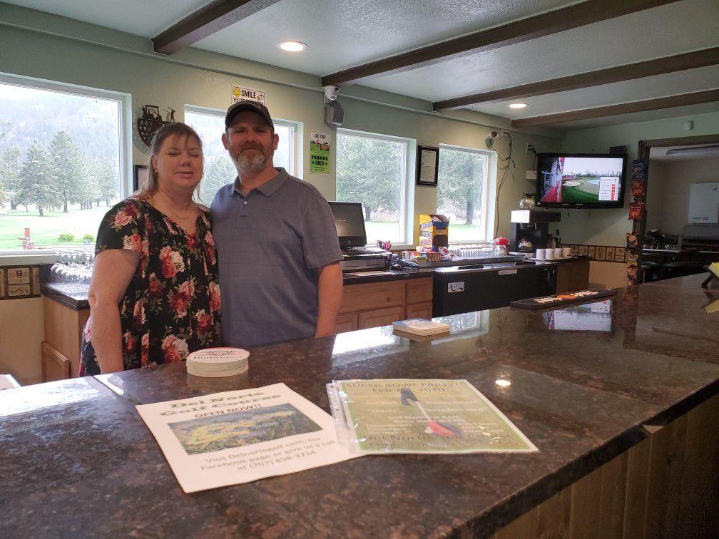 Del Norte Golf Course Reopens