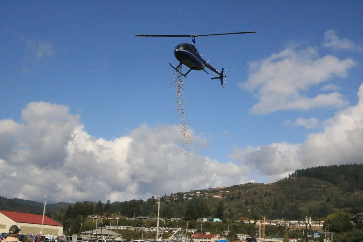 Helicopter Drop