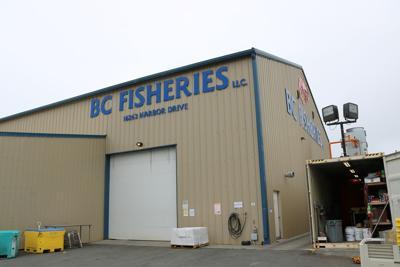 Seafood plant