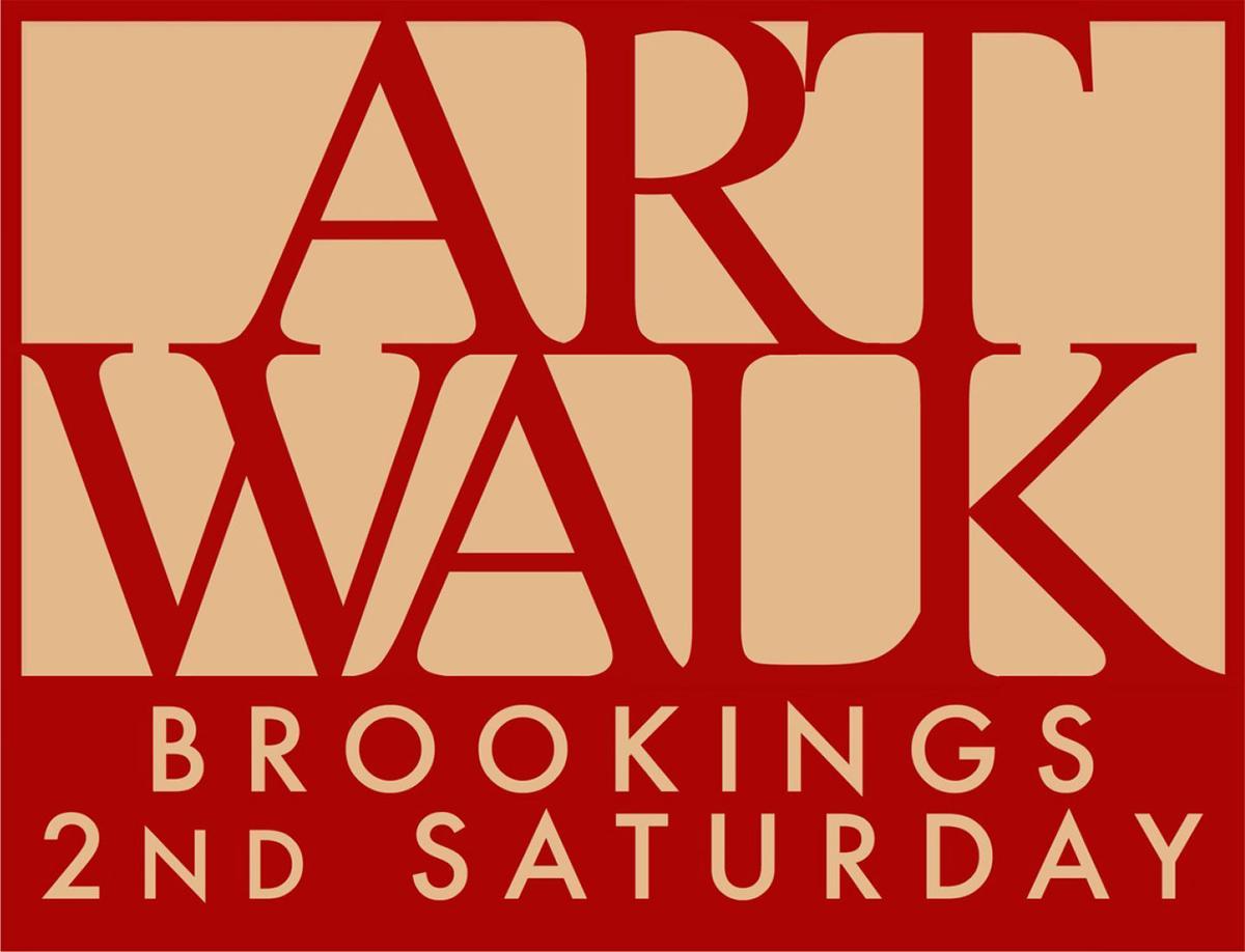Downtown Brookings 2nd Saturday Art Walk.