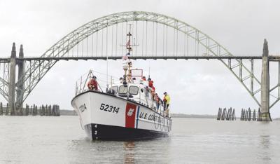 Coast Guard reminds mariners of hazardous bar conditions