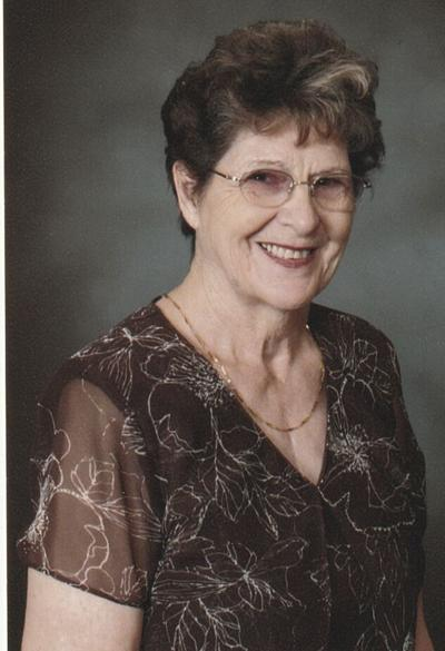 Patricia Louise Reynolds