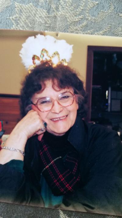 Evelyn Merle Erway