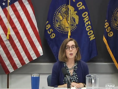 Governor Kate Brown