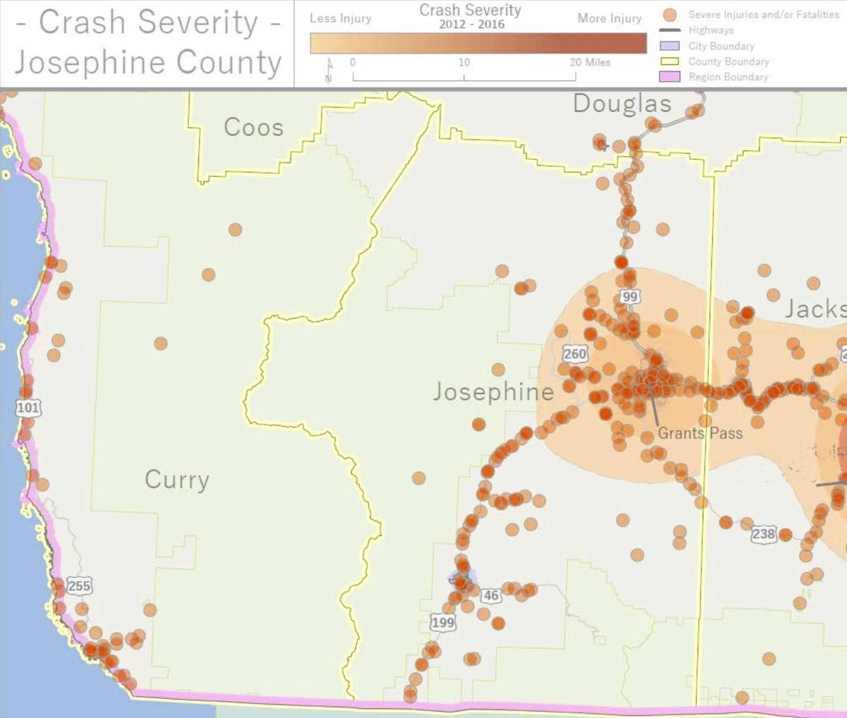 Crash Sites
