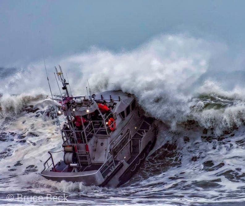 The creed of a Coast Guardsman