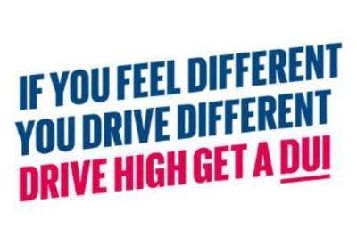 Drive high get DUI