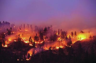 No surprise: Wildfire season could be bad