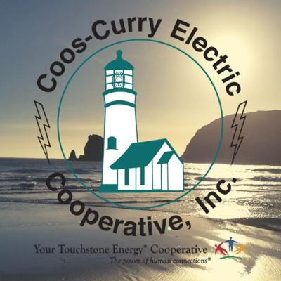 Coos-Curry Electric Logo